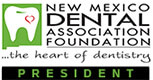 New Mexico Dental Association Foundation logo